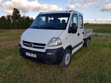 Opel Movano II doka